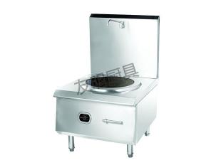 电磁低汤灶